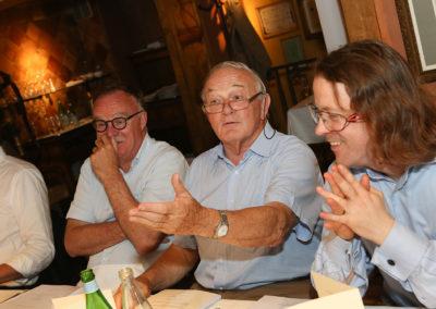 Jean-Marie Leblanc le sait bien: les meilleurs jurys sont toujours les plus animés! Jean-Luc Évin et Arnaud Platel en font la découverte avec un plaisir évident.