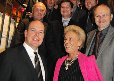 Beaucoup de bonheur sur les visages des jurés de ce 5<sup>e</sup> Prix Jacques-Goddet. Tous devinent qu'ils sont partis pour une édition mémorable.