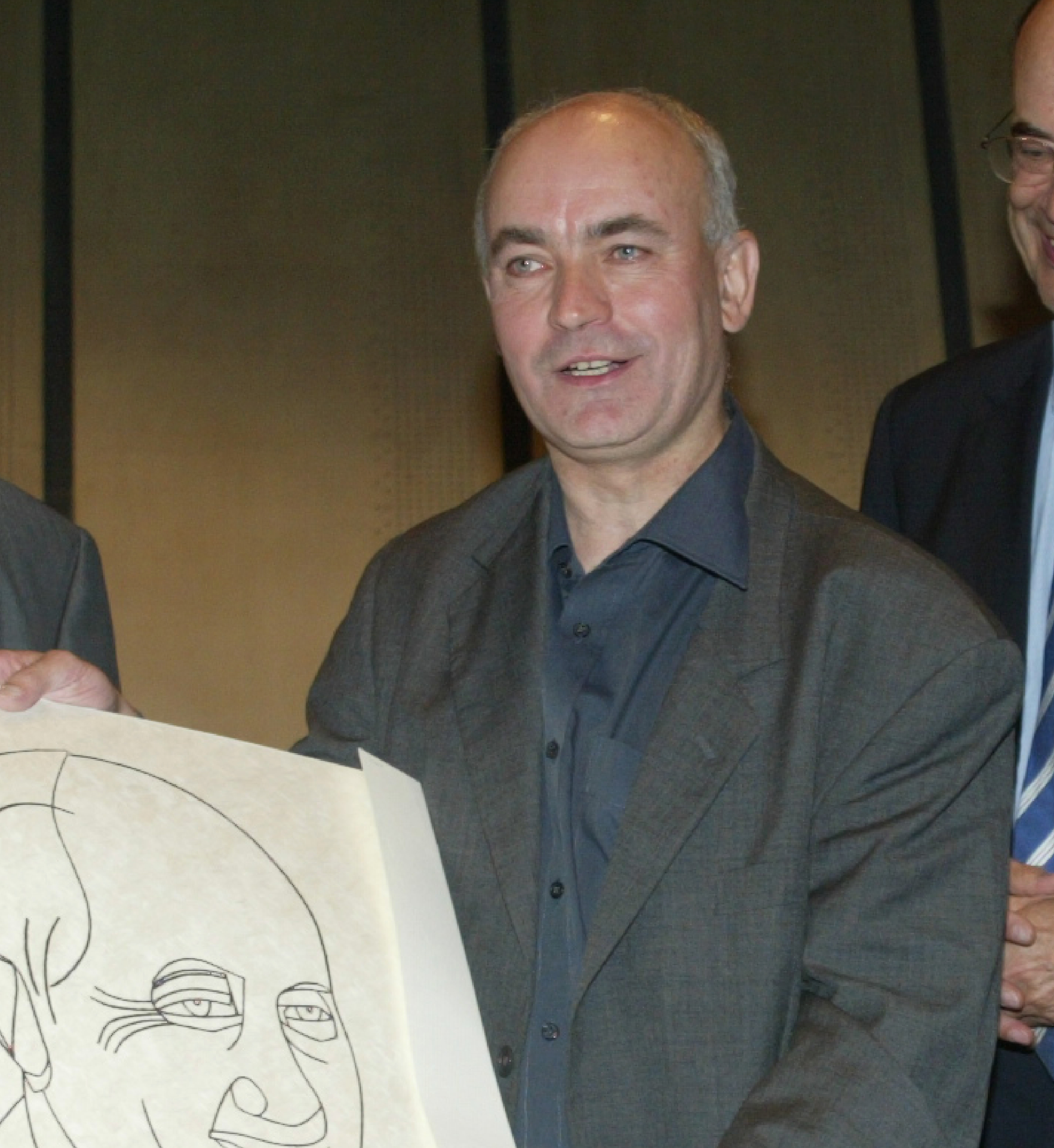 Philippe Bouvet, lauréat du 2e Prix Jacques-Goddet