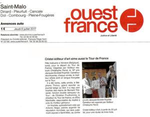 Ouest-France - Prix Jacques-Goddet