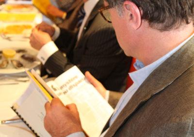 Laurent Lachaux attend patiemment son tour. Dans une édition qui comptera trois tours, il peut faire changer les rapports de force !