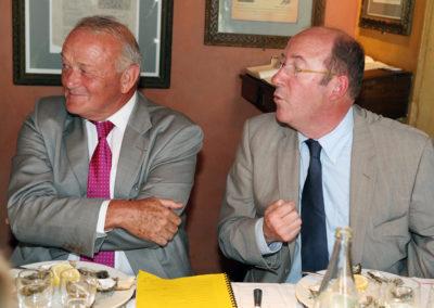 La riposte de Philippe Sudres, directeur du service de presse d'Amaury Sport Organisation. Des arguments qu'un pétillant Jean-Marie Leblanc semble près de partager…
