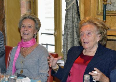 Deux amies fidèles, deux passionnées de la langue française. Rien ne manque pour que les jurés partagent, aux côtés de Rosine Goddet et de Bernadette Chirac, une édition exceptionnelle.