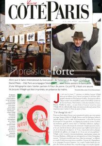 Vivre Côté Paris - Prix Jacques-Goddet