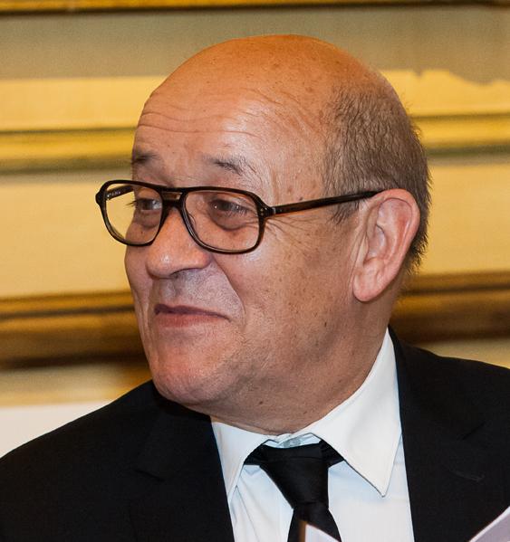 Jean-Yves Le Drian : ministre de la Défense