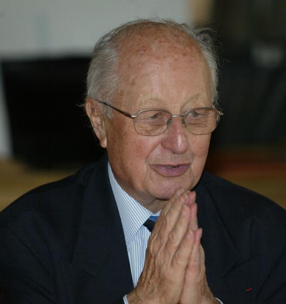 Les présidents de jury : Jacques Marchand