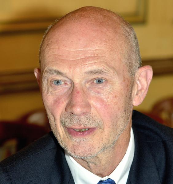 Pascal Lamy, ancien directeur général de l'Organisation mondiale du commerce