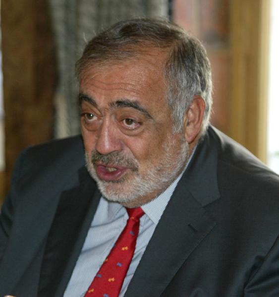 Philippe Séguin, premier président de la Cour des comptes