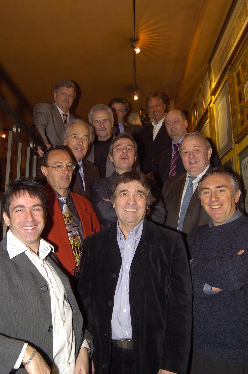 Prix Denis Lalanne par Jacques Villeglé
