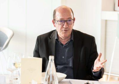 Philippe Sudres veut d'abord en témoigner : un grand cru que ce dix-septième millésime. Avec notamment trois articles qu'il entend défendre d'arrache-pied!